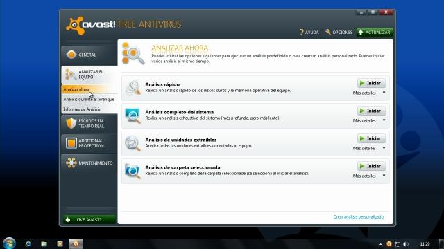 descargar Avast gratis