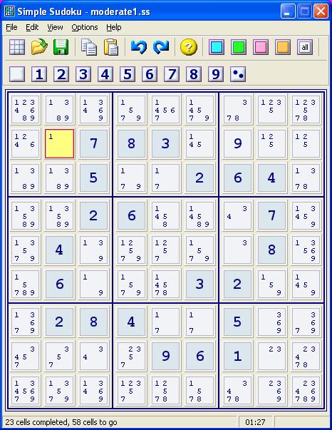 Sudoku entrenar mente logica e ingenio